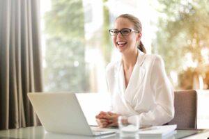 Online property management